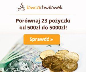 Pożyczki - Łowca Chwilówek